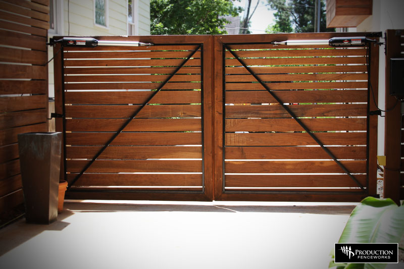 1000 Ideas About Fences And Gates On Pinterest Driveway