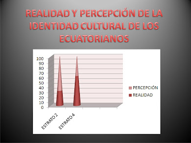 GRAFICO DE LA REALIDAD & PERCEPCIÓN