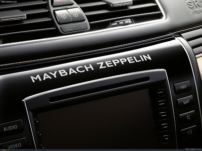 Maybach Zeppelin 2010 | High Resolution 1600 x 1200