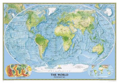 The World Atlas| Supper Hight Resolution 6000 x 4194