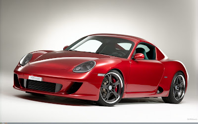 Porsche Cayman New Model