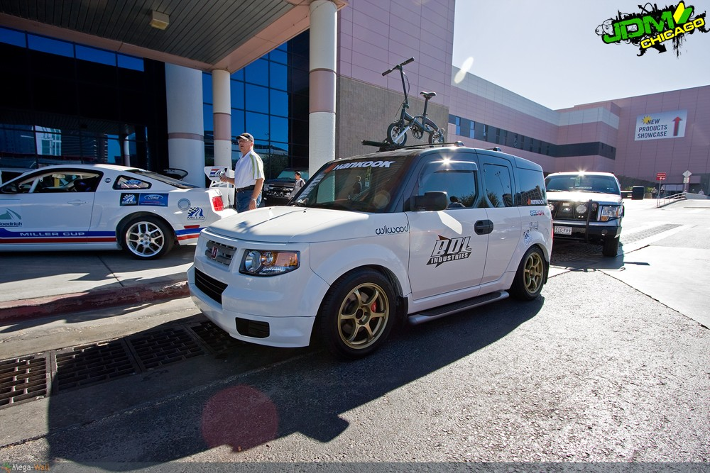 Mega wallpaper sema 2009 auto show resolution 1000 x 750 for Mega motors las vegas