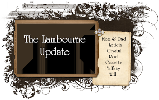 The Lambourne Update