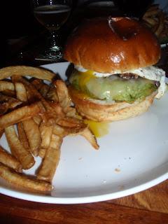 American Craft Veggie Burger