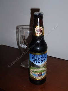 Anderson Valley Brewing Barney Flats Oatmeal Stout