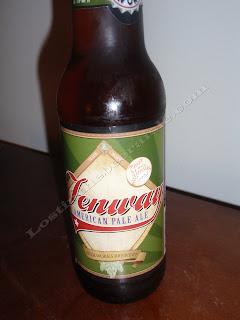 Boston Beer Works Pale Ale