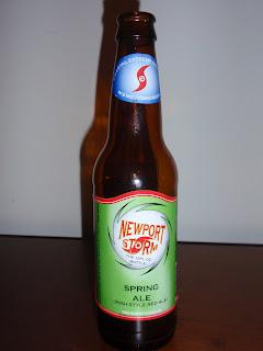 Newport Storm Spring Ale