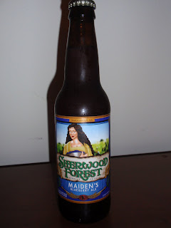 Sherwood Forest Maiden's Blueberry Ale