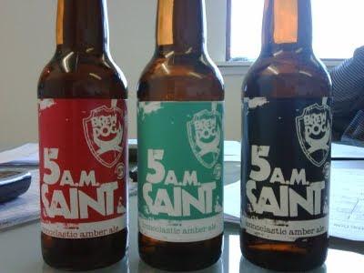 Brew Dog 5am Saint
