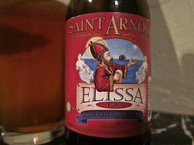 Saint Arnold Elissa IPA