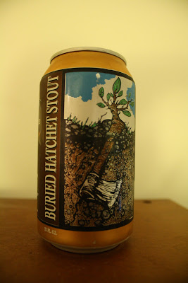 Southern Star Buried Hatchet Stout