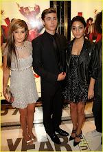Zac,Ash e Van