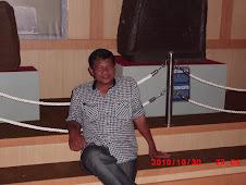 Lokasi Musium Sriwijaya
