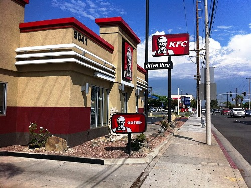 My Five Dollar Diet: What KFC Is All About