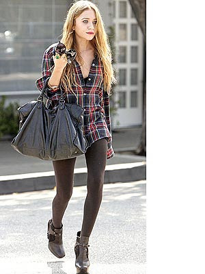 olsen twins style. Style File: Grunge Fashion