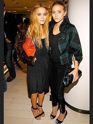 olsen twins fashion style