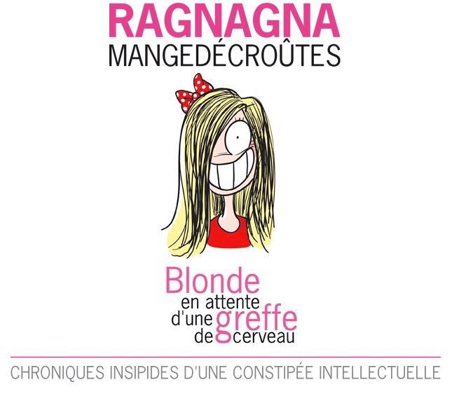 Ragnagna Mangedecroutes, blonde en attente d'une g
