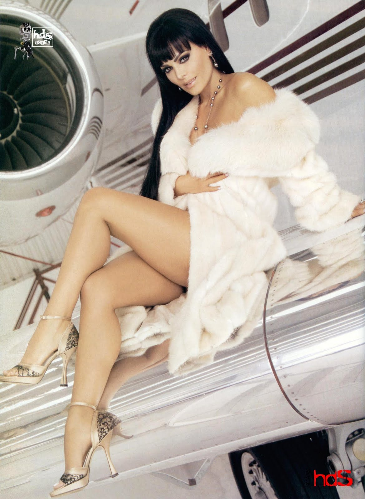 Maribel Guardia - Revista H