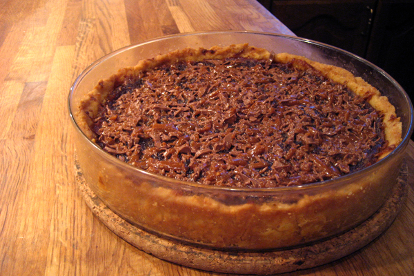 frödinge pecan pie recension