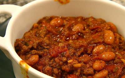 The Dogs Eat The Crumbs My Very Own Red Chili Throwdown