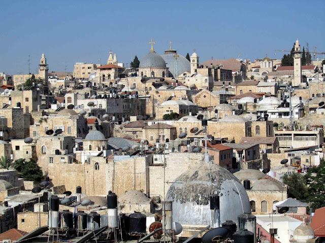 ville de ptit loulou - 18 janvier trouvée par Jovany Jerusalem+ISR+Christian+Quarter+2010+Blog