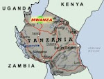 Mwanza (2nd largest city in Tanzania)
