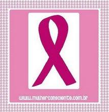 outubro Rosa = mulher Consciente!