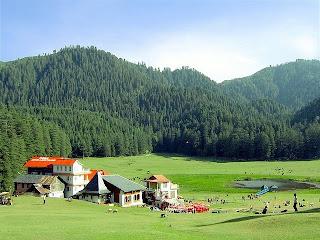 Khajjiar-Himachal Pradesh