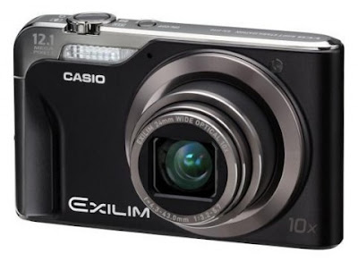 Casio EXILIM EX-H10 Digital Camera