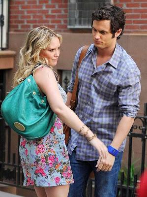 Hilary Duff's 'Gossip Girl' Romance-1