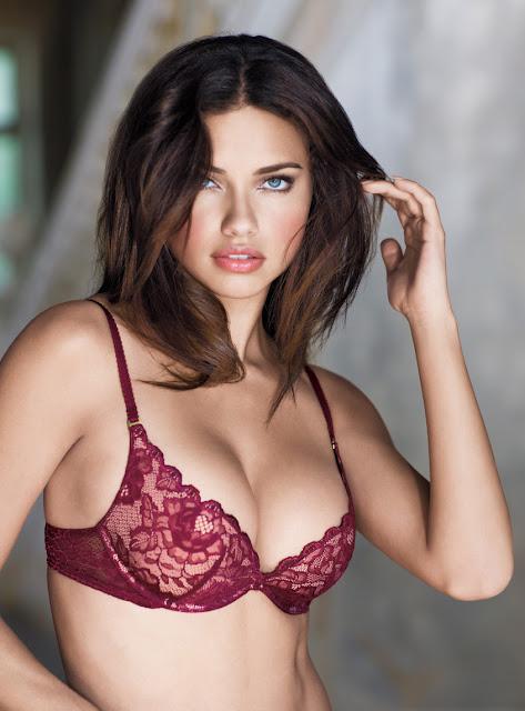 Adriana Lima Bikini Wallpapers,pictures