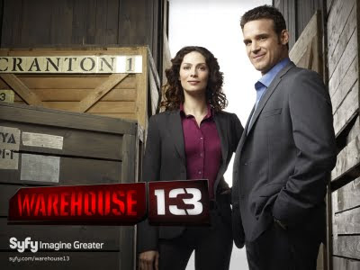Warehouse 13 Season 1 Episode 12 s01e12