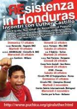 Resistenza in Honduras