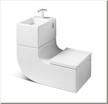 Universo solidario lavabo inodoro ahorro de agua - Inodoro y lavabo en uno ...