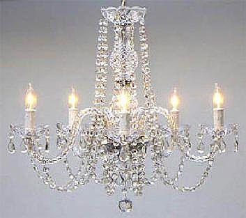 L mparas ara a chandeliers - Lamparas de arana antiguas ...