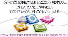 SORTEO EN LA MANO INVISIBLEL!!-FINALIZADO