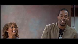 Busta Rhymes And Tyra Banks