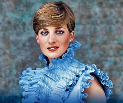 does not this image instantly trigger the 100 carat Di-mind? There are probably millions and millions of photographs of Diana, Princess