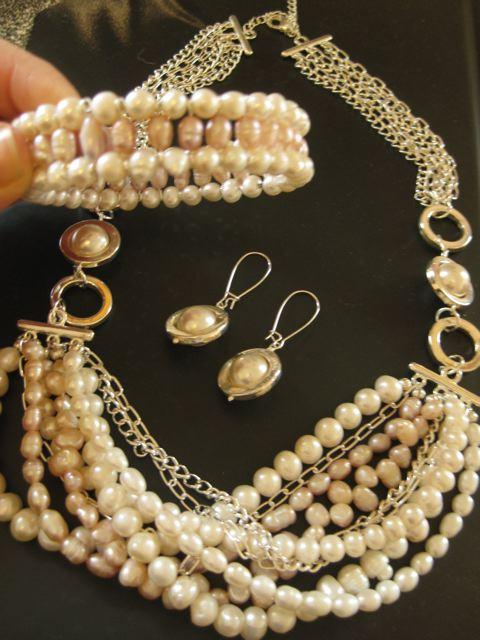Beadalon blog free beading pattern for bridal jewelry