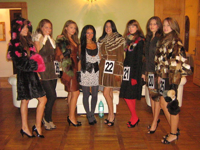fashion show - miss world romania 2009