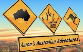 Aaron's Australian Adventures