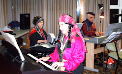 Our August 2008 Guest Artists, The Silver Swingers, giving us a Gypsy Rose Theme Concert