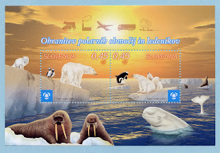Slovenia 2009 Preserve the Polar Regions