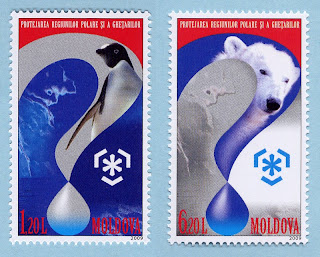 Moldova Preserve the Polar Regions