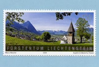 Liechtenstein 2009 SEPAC 2