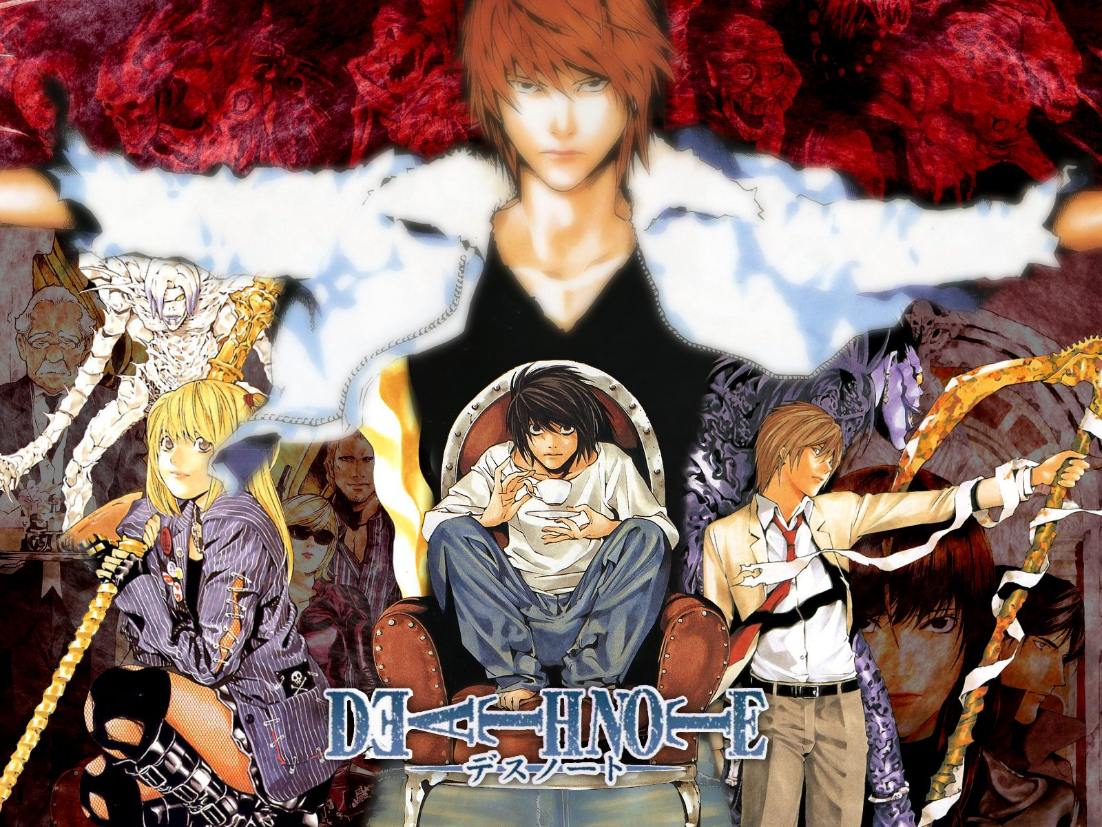 [DD][MU] Death Note [480p][MP4][37/37]