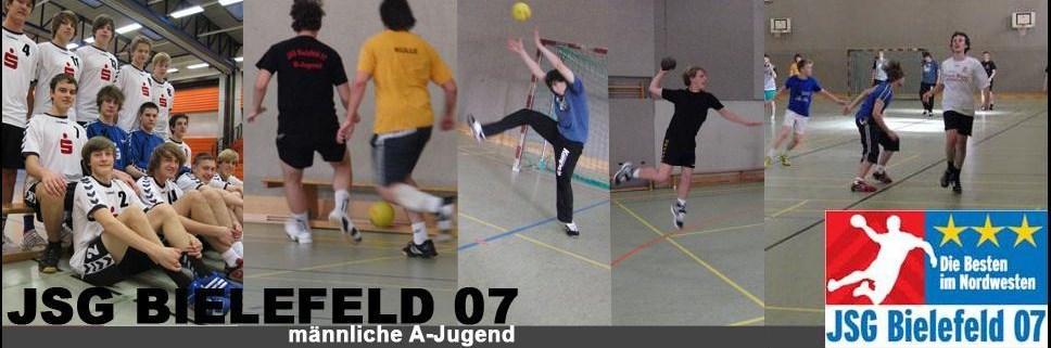 JSG Bielefeld 07 männliche A-Jugend
