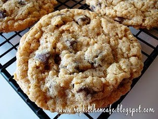 ... Fit Mamas: Healthy Recipes-Whole Wheat Oatmeal Chocolate Chip Cookies