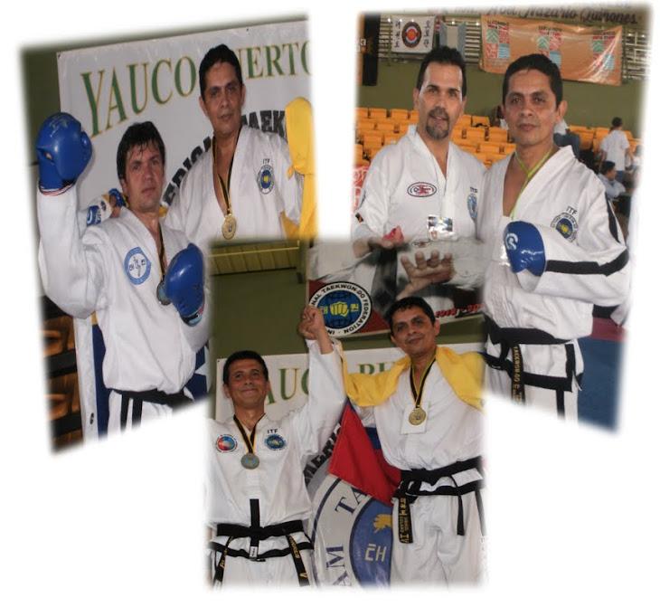 JUEGOS PANAMERICANOS YAUCO-PUERTO RICO 2009