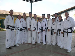 INSTRUCTORES DEL CHUNGDOKWAN